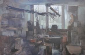 Atelier de sculpture 2 - La Rochette