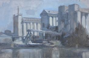 Silos de Livry sur Seine